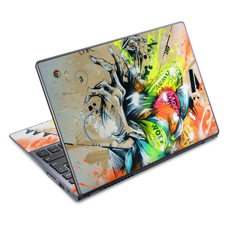 Dance Acer C720 Chromebook Skin