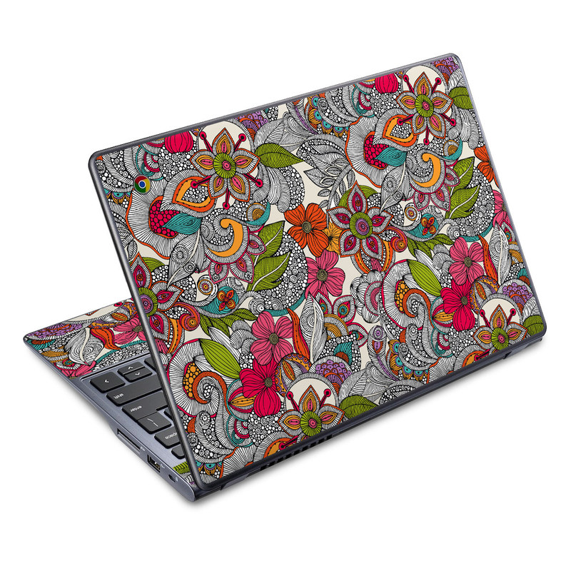 Doodles Color Acer C720 Chromebook Skin