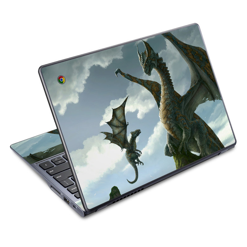 First Lesson Acer C720 Chromebook Skin