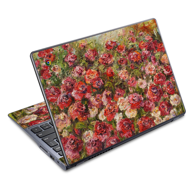 Fleurs Sauvages Acer C720 Chromebook Skin