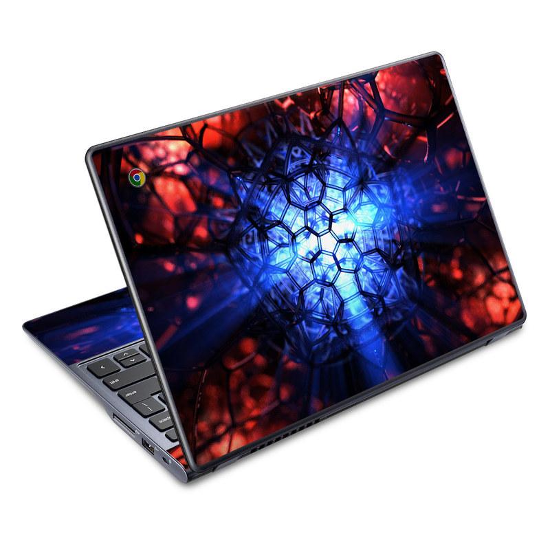 Geomancy Acer C720 Chromebook Skin