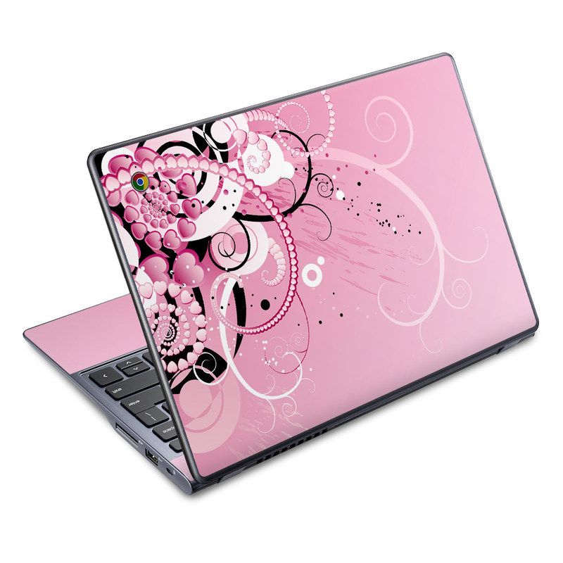 Her Abstraction Acer C720 Chromebook Skin