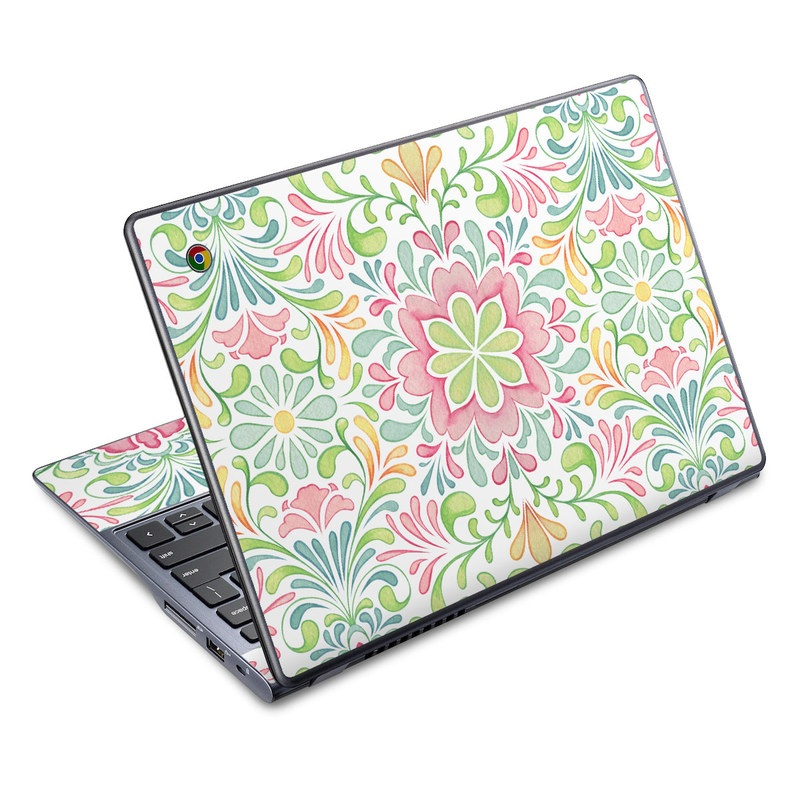 Honeysuckle Acer C720 Chromebook Skin