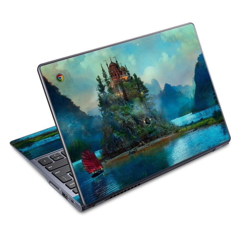 Journey's End Acer C720 Chromebook Skin