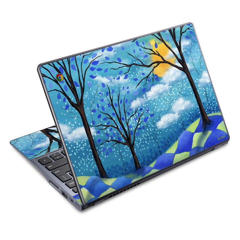 Moon Dance Magic Acer C720 Chromebook Skin