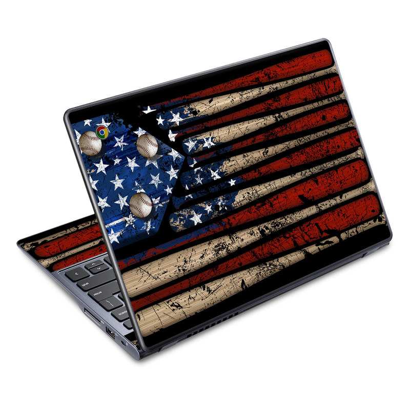 Old Glory Acer C720 Chromebook Skin