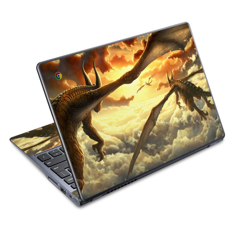 Over the Clouds Acer C720 Chromebook Skin