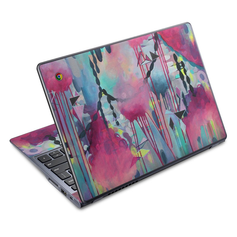 Paper Chain Acer C720 Chromebook Skin
