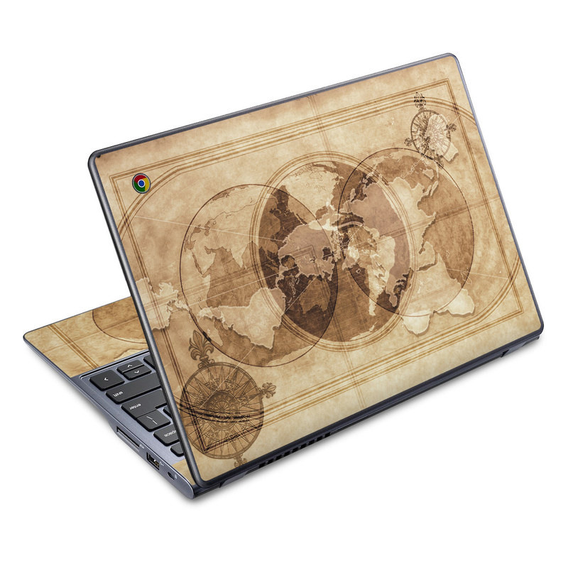 Quest Acer C720 Chromebook Skin