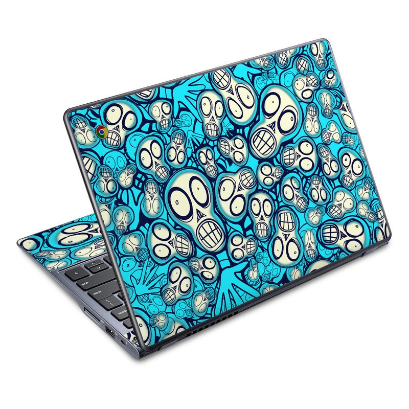Satch Face Acer C720 Chromebook Skin