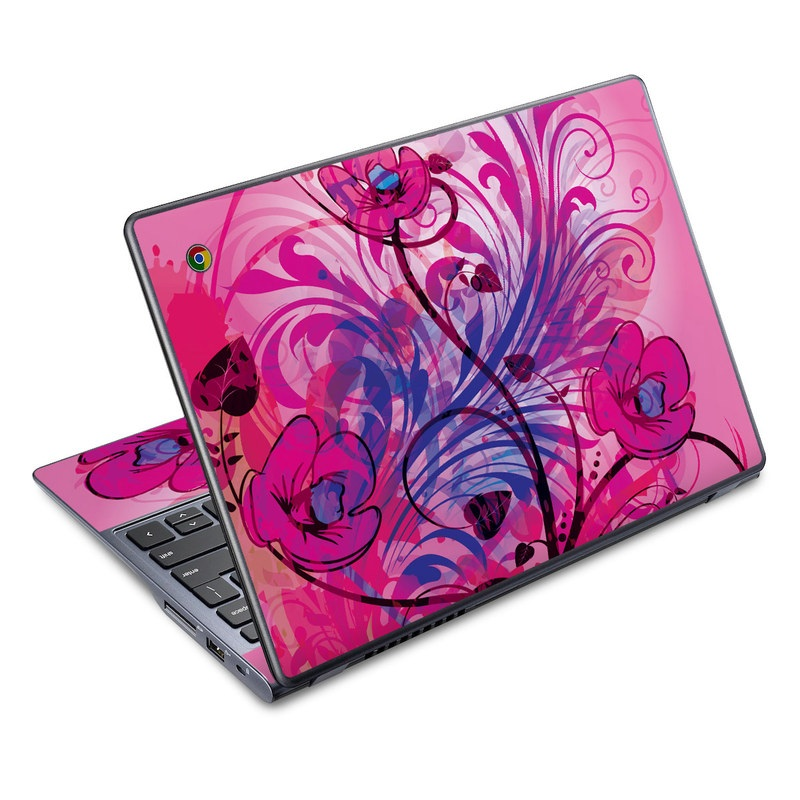 Spring Breeze Acer C720 Chromebook Skin