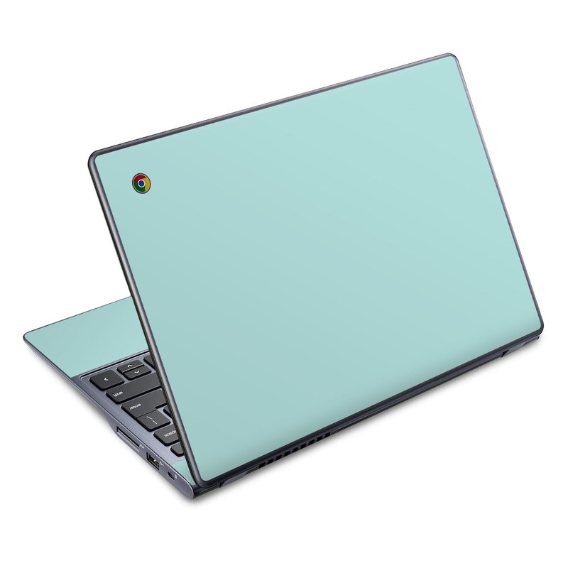 Solid State Mint Acer C720 Chromebook Skin
