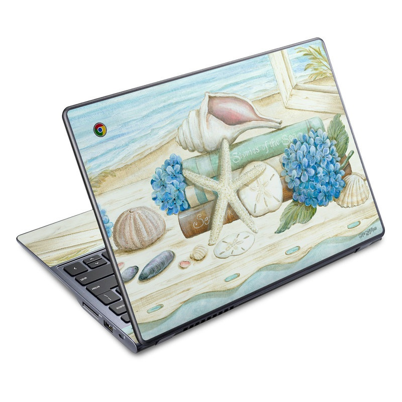 Stories of the Sea Acer C720 Chromebook Skin