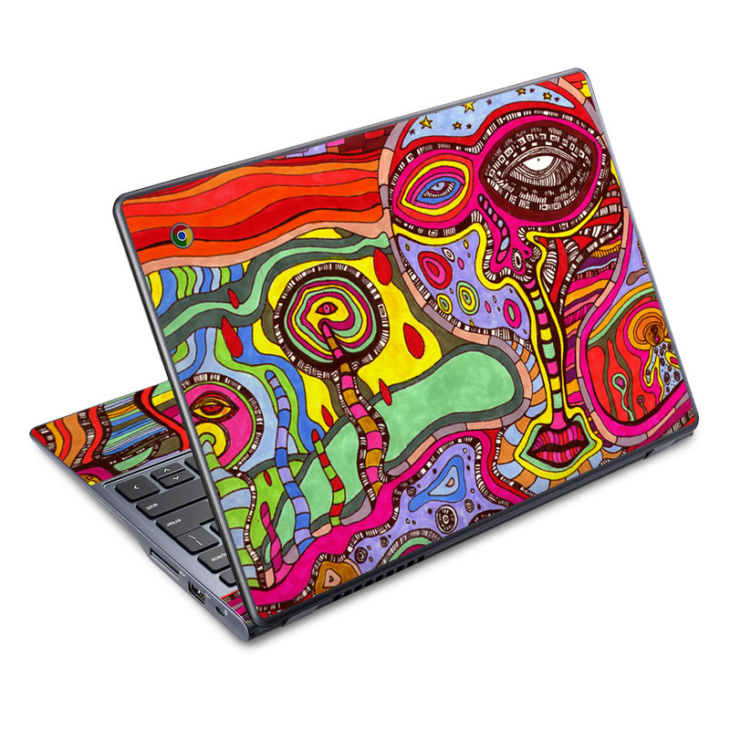 The Wall Acer C720 Chromebook Skin