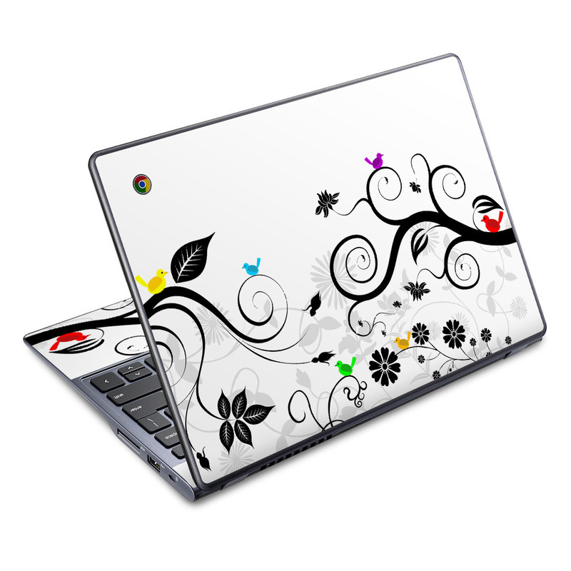 Tweet Light Acer C720 Chromebook Skin