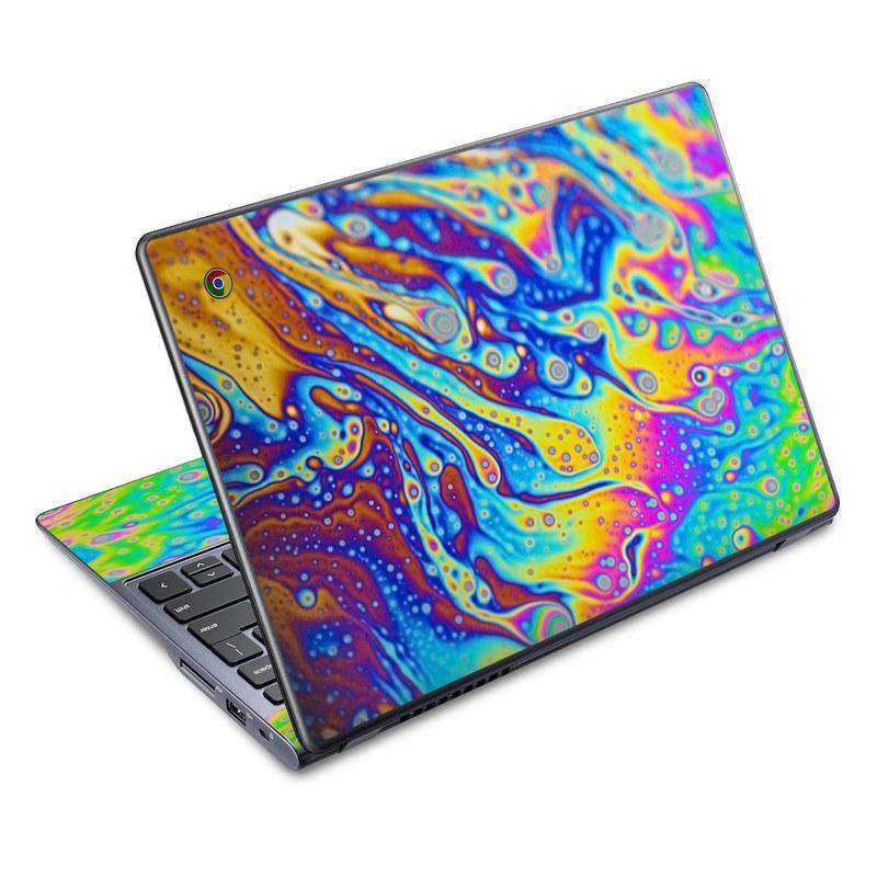 World of Soap Acer C720 Chromebook Skin