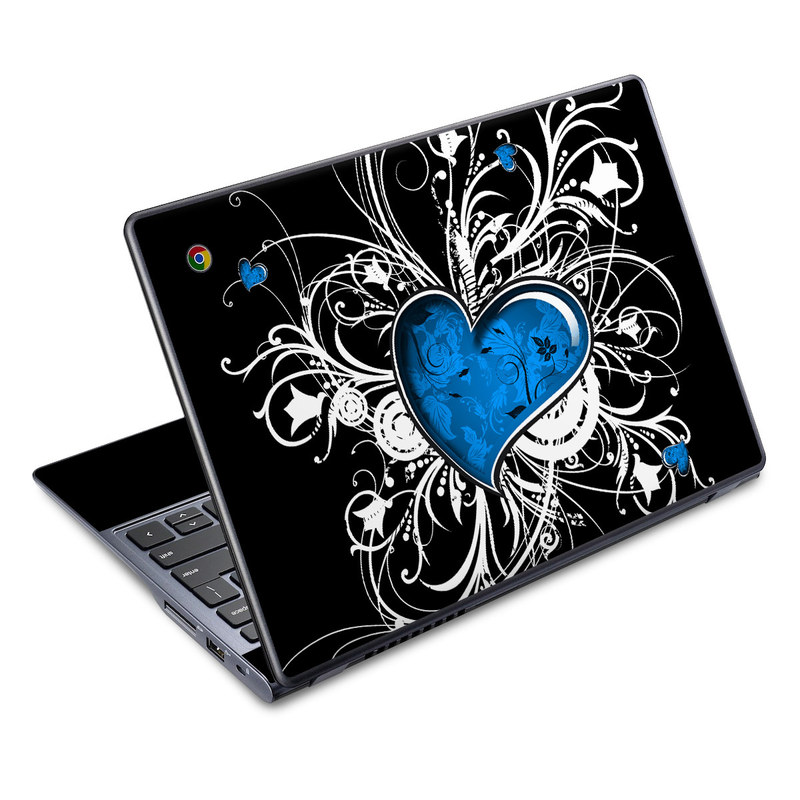 Your Heart Acer C720 Chromebook Skin