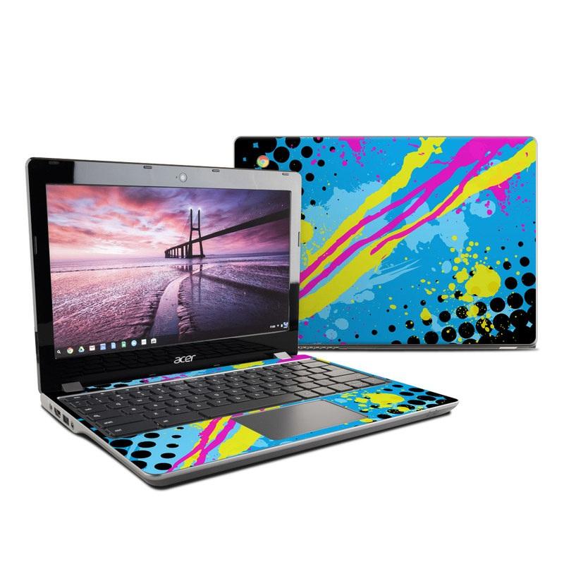 Acid Acer Chromebook 11 C740 Skin