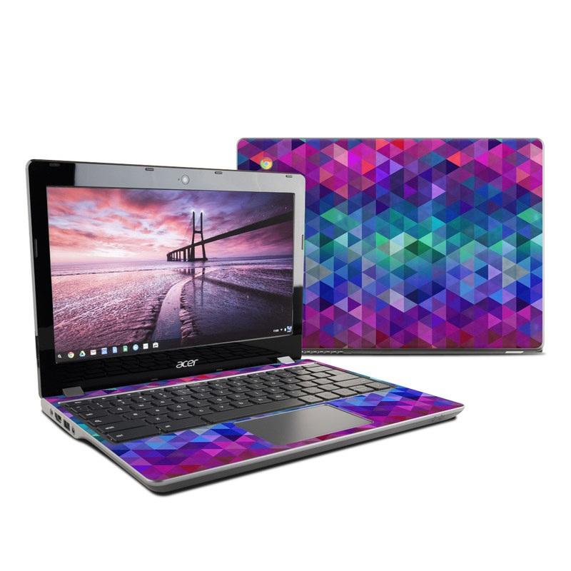 Charmed Acer Chromebook 11 C740 Skin