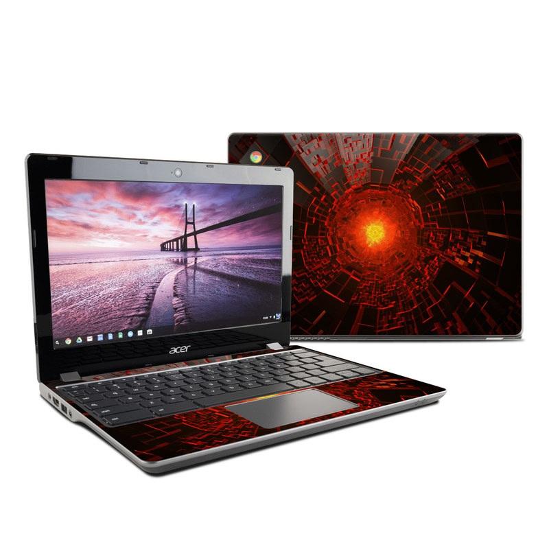 Divisor Acer Chromebook 11 C740 Skin