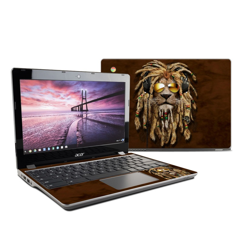 DJ Jahman Acer Chromebook 11 C740 Skin