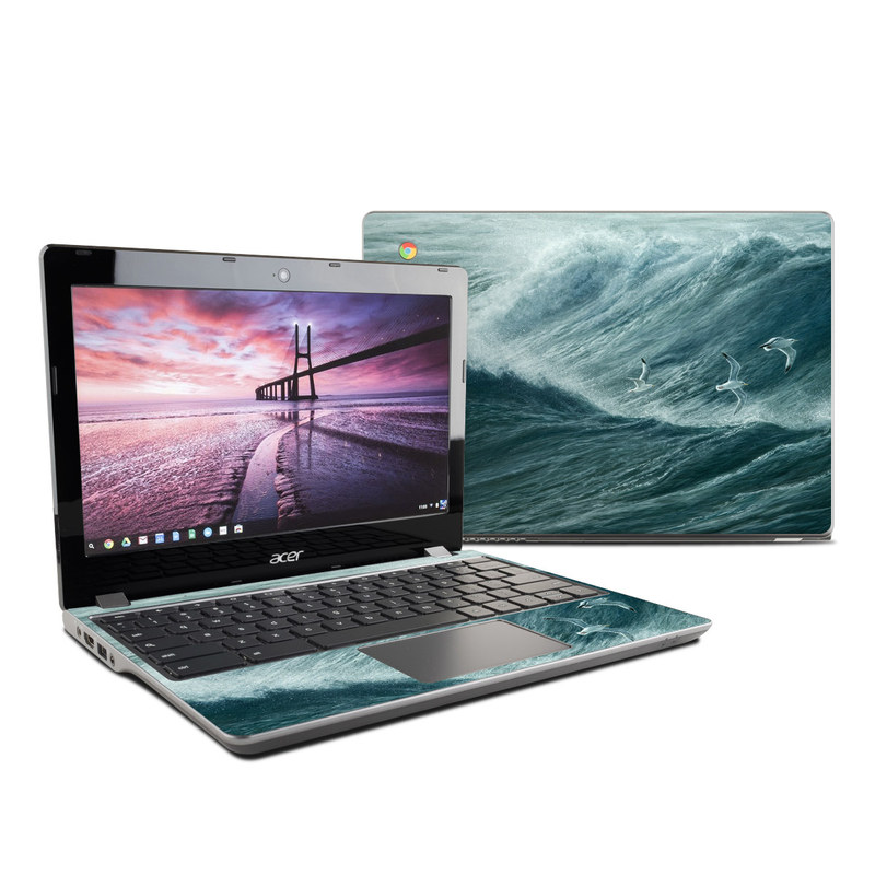 Riding the Wind Acer Chromebook 11 C740 Skin