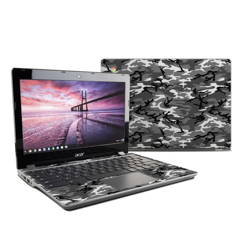 Urban Camo Acer Chromebook 11 C740 Skin