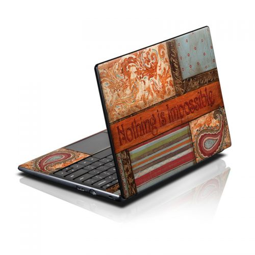 Be Inspired Acer AC700 Chromebook Skin