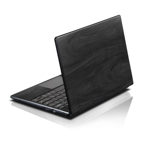 Black Woodgrain Acer AC700 Chromebook Skin