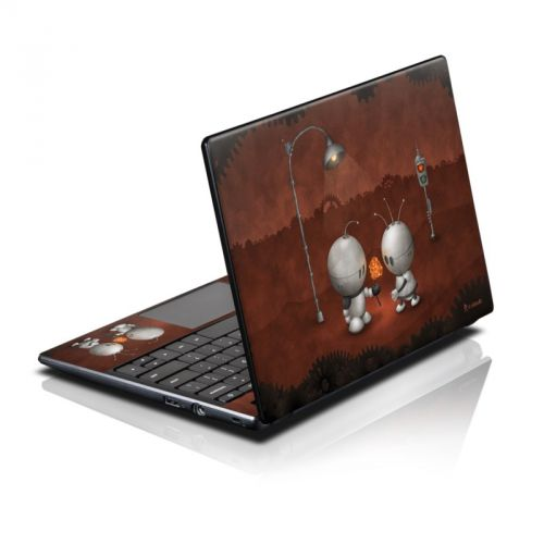 Robots In Love Acer AC700 Chromebook Skin