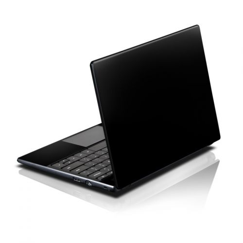 Solid State Black Acer AC700 Chromebook Skin