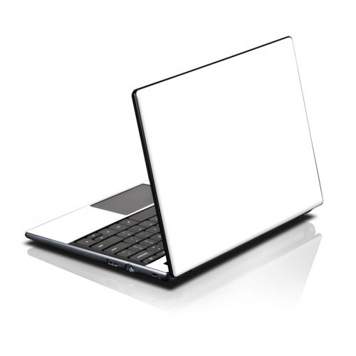 Solid State White Acer AC700 Chromebook Skin