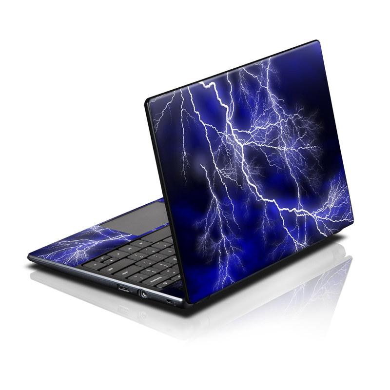 Apocalypse Blue Acer AC700 Chromebook Skin