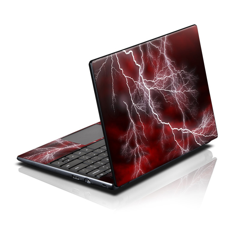 Apocalypse Red Acer AC700 Chromebook Skin