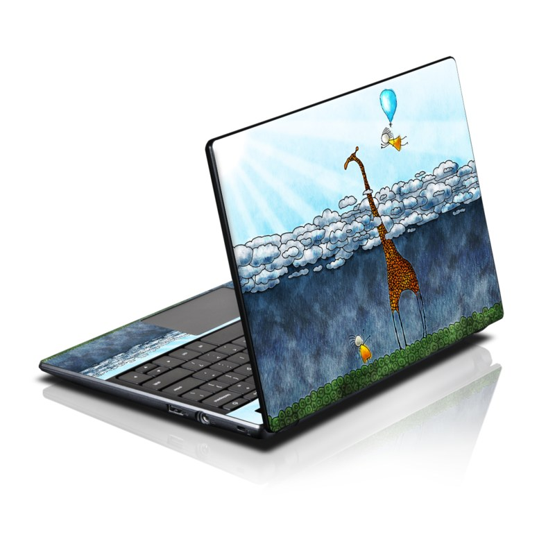 Above The Clouds Acer AC700 Chromebook Skin