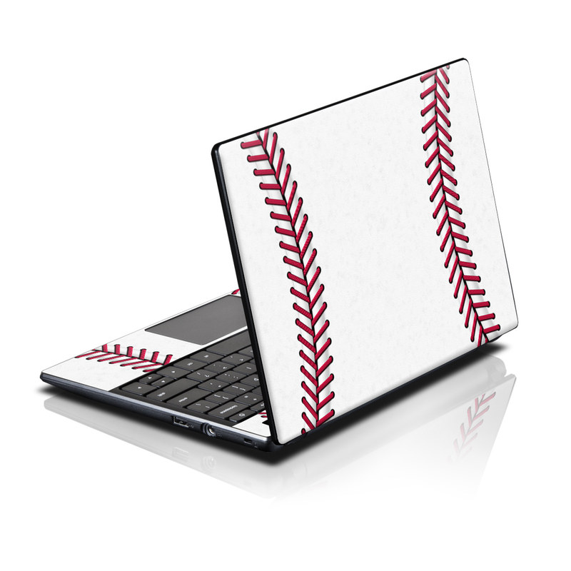 Acer AC700 Chromebook Skin design of Red, Line, Pink, Parallel, Paper with white, red colors