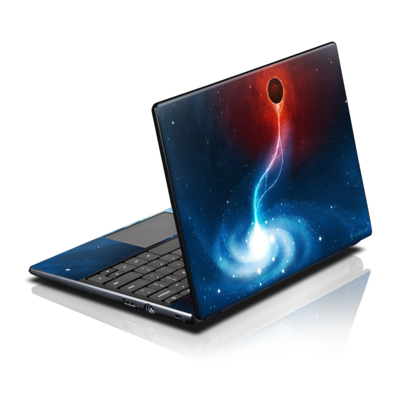 Black Hole Acer AC700 Chromebook Skin