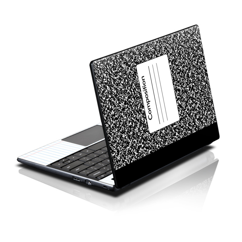 Composition Notebook Acer AC700 Chromebook Skin