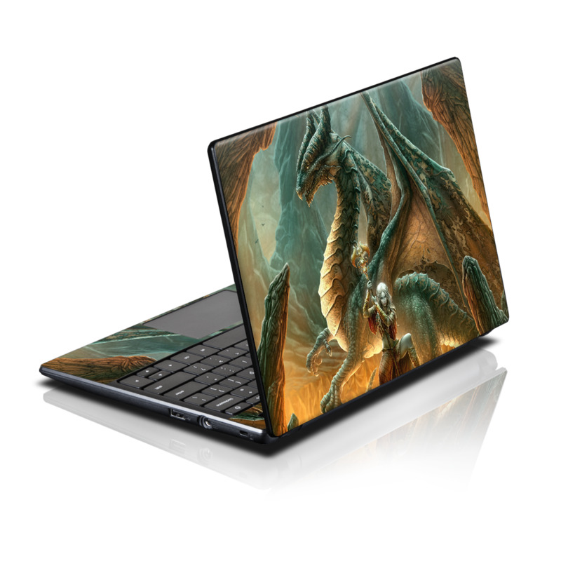 Dragon Mage Acer AC700 Chromebook Skin