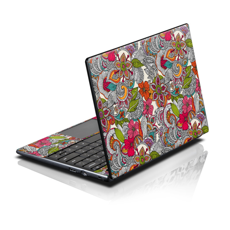 Doodles Color Acer AC700 Chromebook Skin