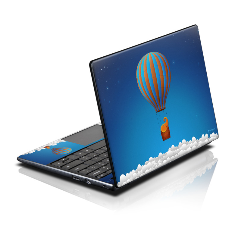 Flying Elephant Acer AC700 Chromebook Skin