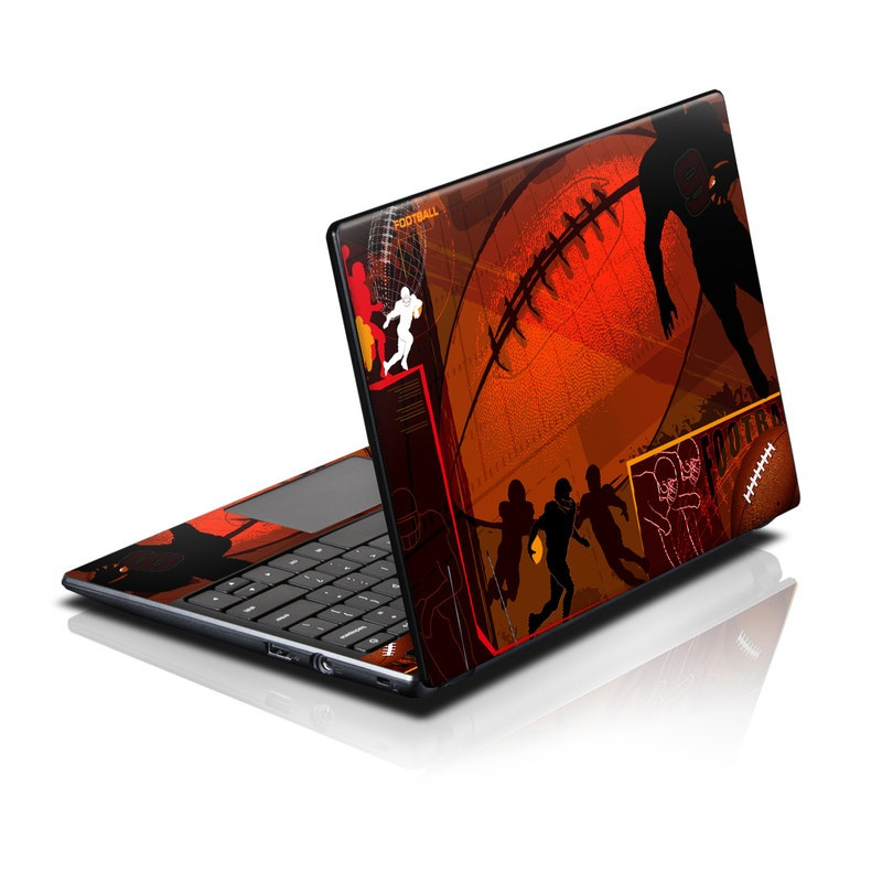 Acer AC700 Chromebook Skin design of Fictional character, Superhero, Art with black, red colors