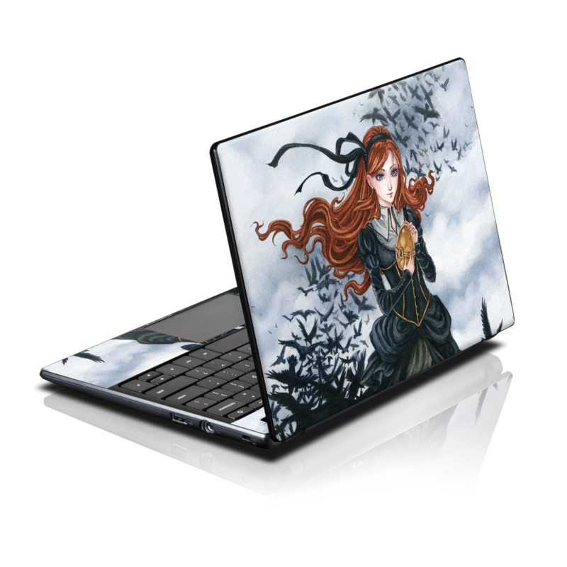 Raven's Treasure Acer AC700 Chromebook Skin