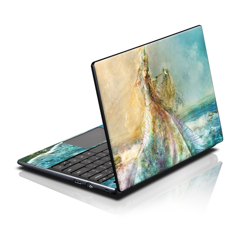 The Shell Maiden Acer AC700 Chromebook Skin