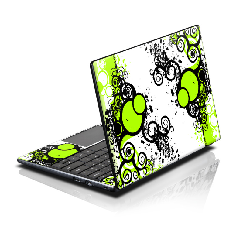 Simply Green Acer AC700 Chromebook Skin