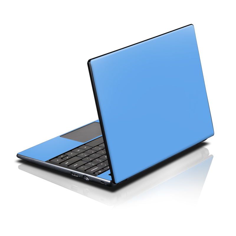 Solid State Blue Acer AC700 Chromebook Skin