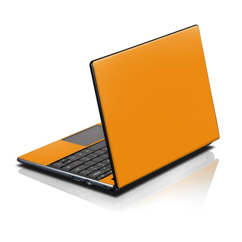 Solid State Orange Acer AC700 Chromebook Skin