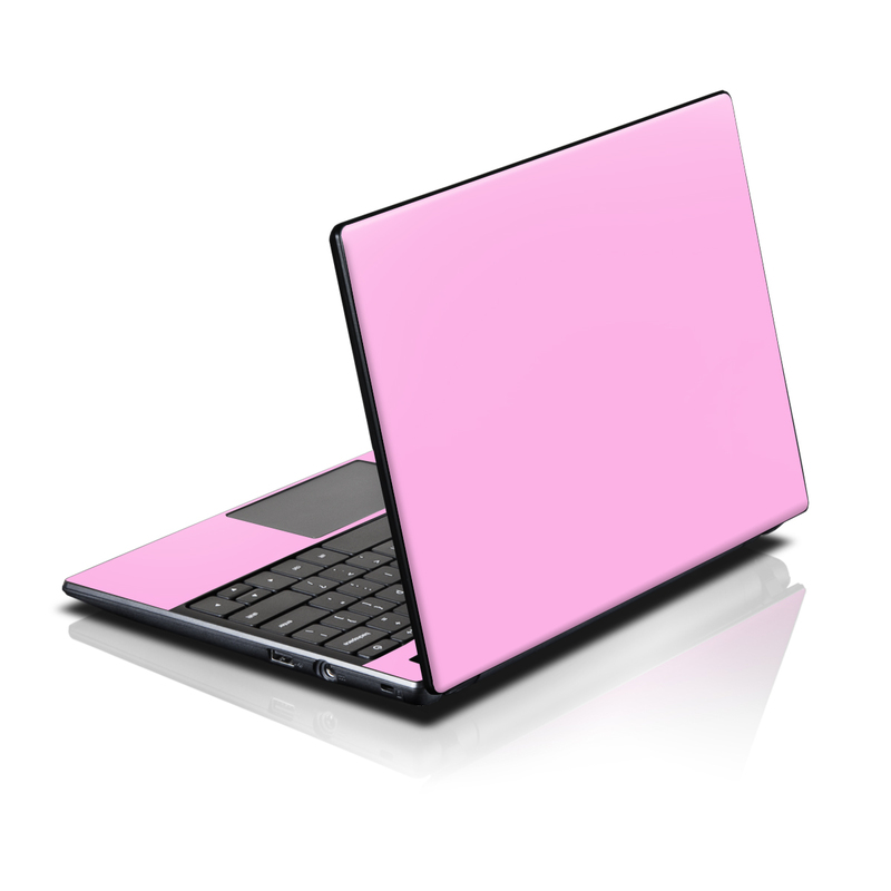 Solid State Pink Acer AC700 Chromebook Skin