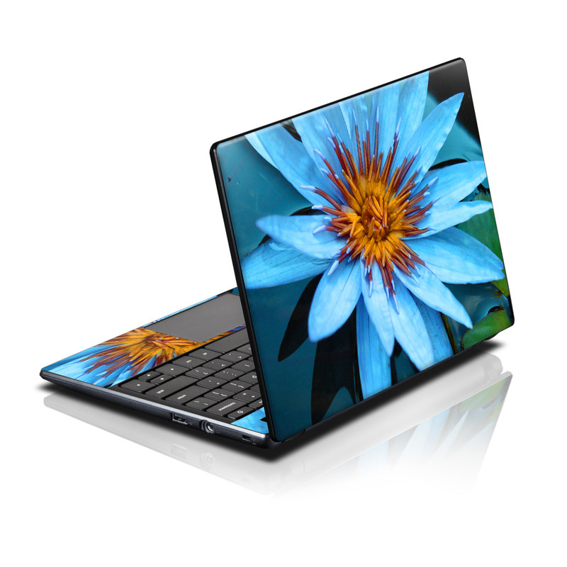 Sweet Blue Acer AC700 Chromebook Skin