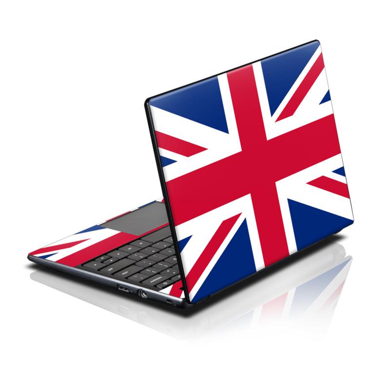 Union Jack Acer AC700 Chromebook Skin